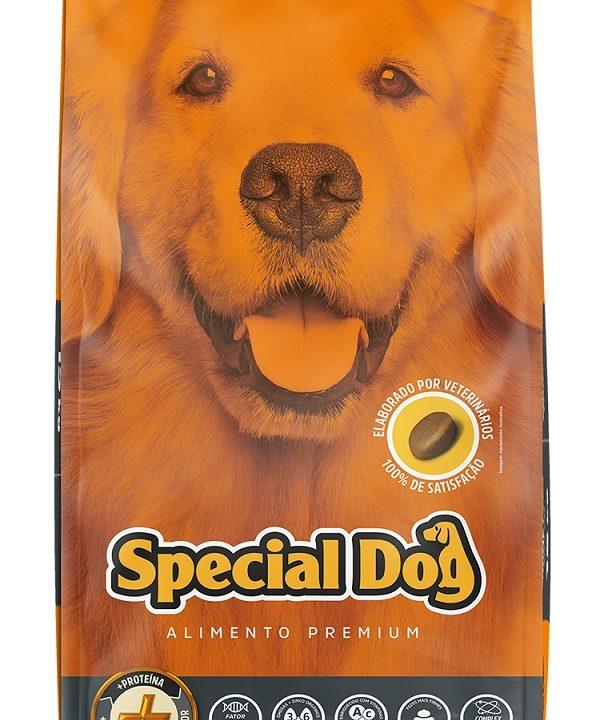 Special Dog Company lança Special Dog Carne Plus