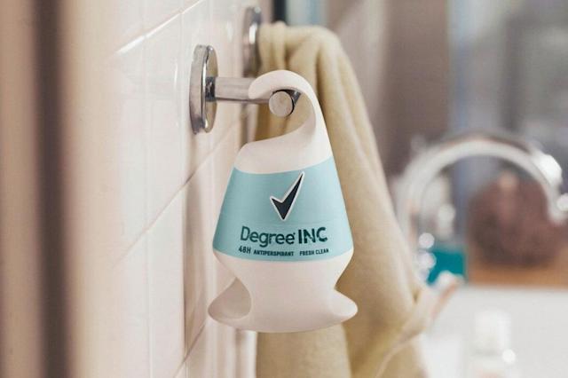 Unilever apresenta desodorante projetado para pessoas com deficiência