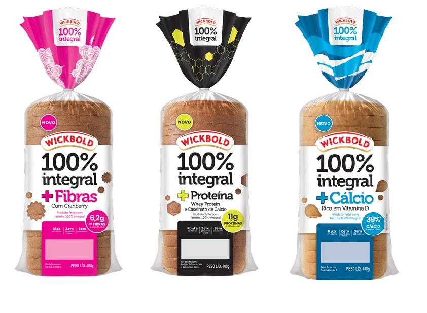 Wickbold renova embalagens de pães funcionais