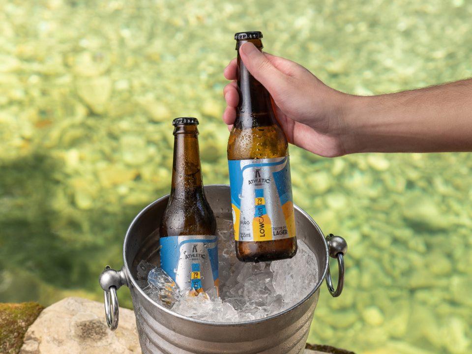 Athletic Beer lança cervejas puro malte de baixa caloria