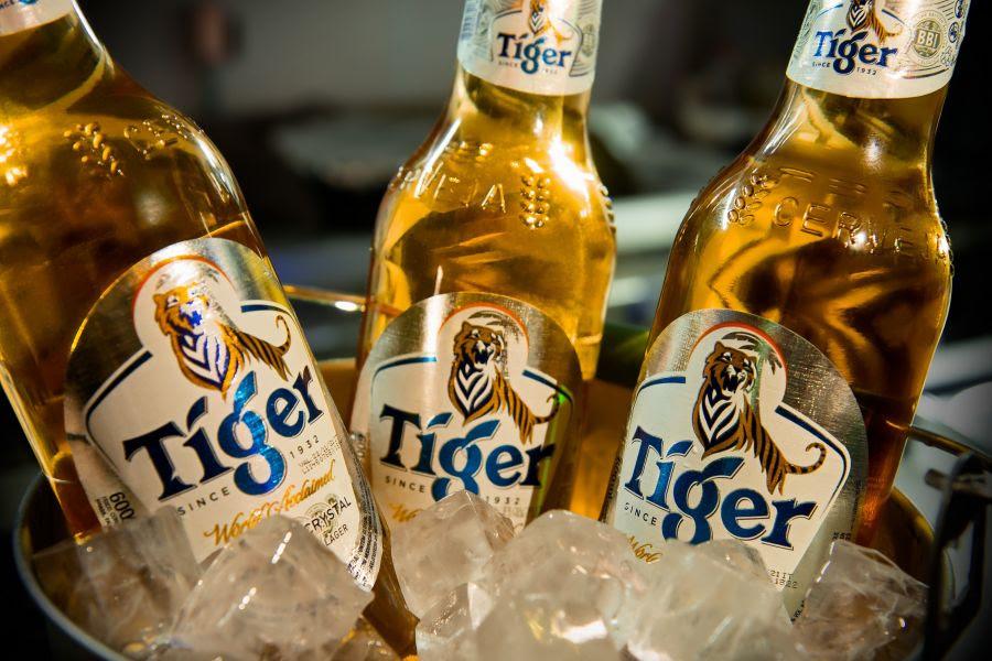 Heineken traz ao Brasil Tiger, uma de suas principais marcas globais