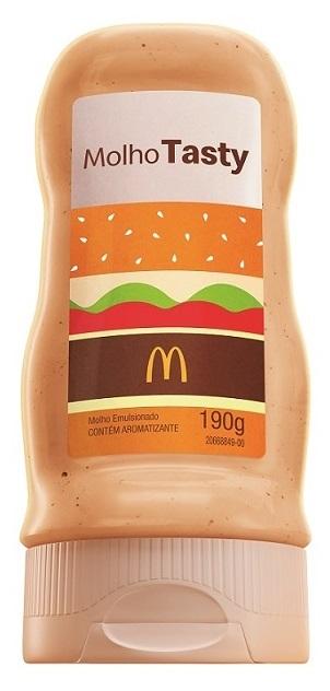 McDonald's lança edição limitada do molho Tasty com pré-venda
