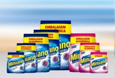 Minuano e Assim têm novos tamanhos de embalagens para sabão em pó