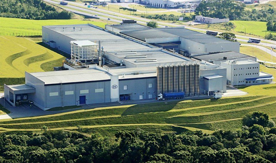 SIG comemora 10 anos de sua fábrica em Campo Largo