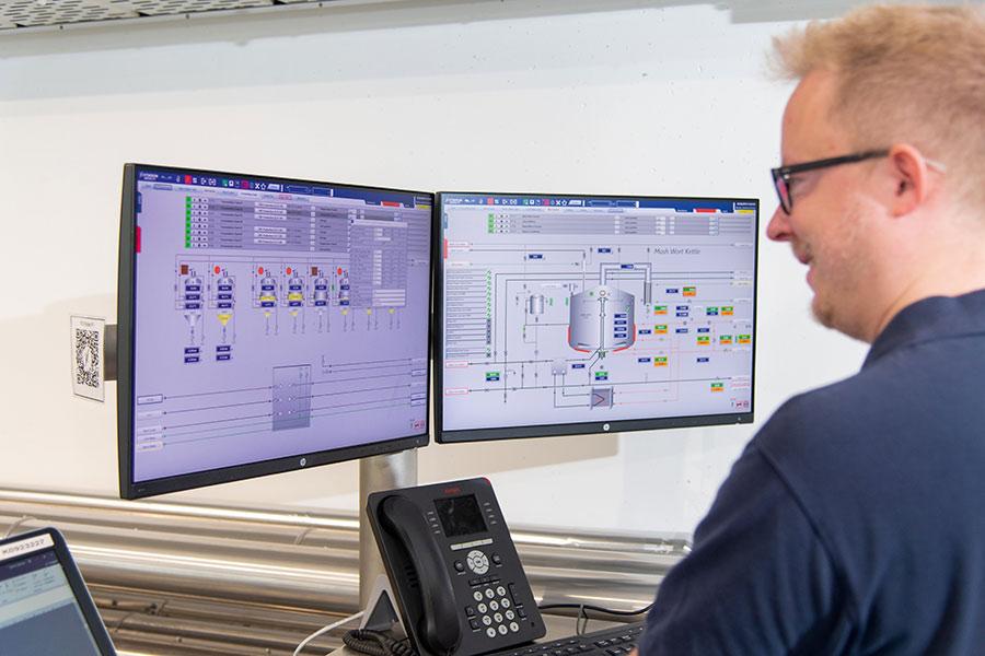 Sistema de controle de processos Botec F1 ganha nova versão de software 4.0