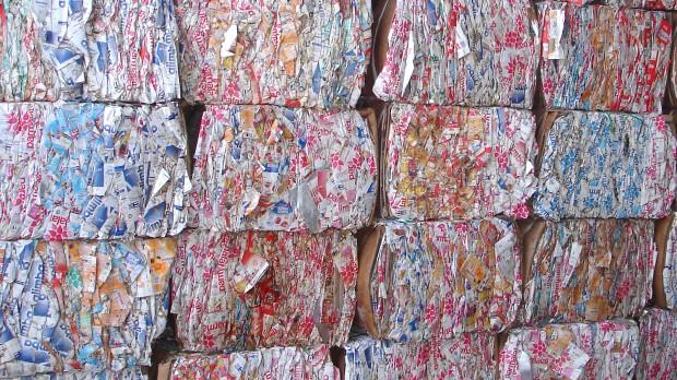 Tetra Pak destina recursos para aumentar o valor de suas embalagens na reciclagem