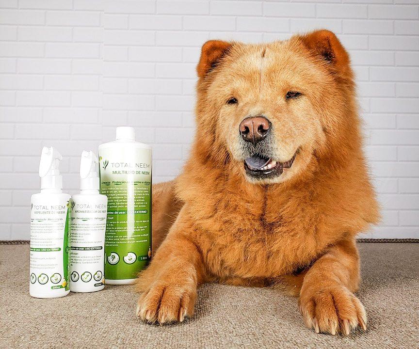 TotalNeem apresenta novos produtos para pets