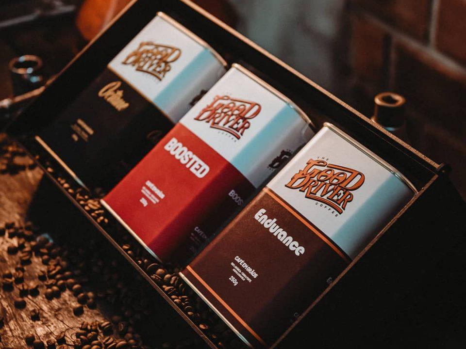 Marca de café inclui automobilismo na estratégia de marketing e nas embalagens