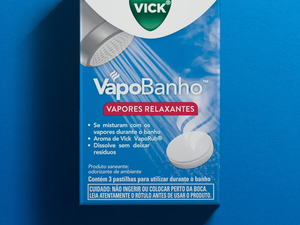 P&G traz Vick VapoBanho ao Brasil