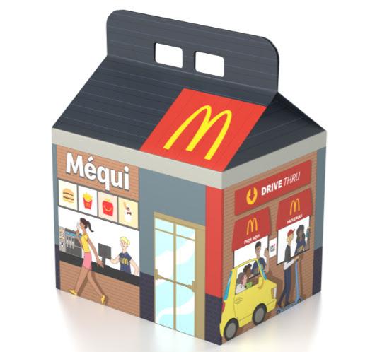 """Méqui Box é reformulada e """"leva o restaurante para a casa do consumidor"""""""